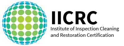 iicrc restoration and repair logo
