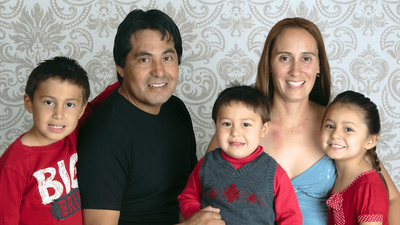 Jean and Tonya Alhuay - J and T Service is a Family Owned Business