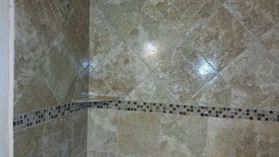 Tile Shower Remodel - Bathroom Remodels by J & T Service